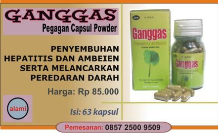 ganggas