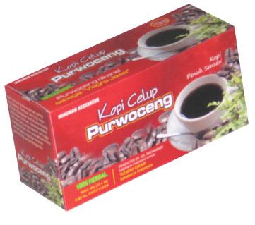kopi celup tanaman purwoceng
