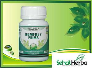obat herbal kapsul tanaman komfrey