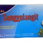 Teh Herbal Songgolangit