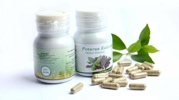 herbal penurun kolesterol