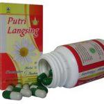 """Obat Herbal Pelangsing Badan """"Putri Langsing"""""""