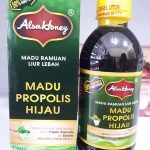 Madu Propolis Hijau Alsa Honey, Suplemen Pembersih Racun Tubuh