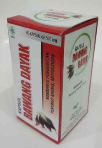 herbal bawang dayak