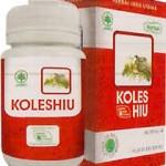 KOLESHIU Herbal untuk Kolesterol Tinggi