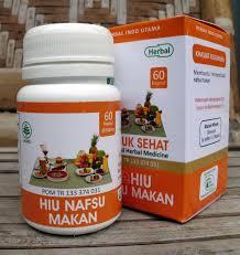 HIU NAFSU MAKAN Herbal Peningkat Selera Makan